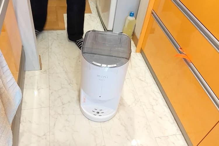 エブリィフレシャス・ミニのサーバー本体